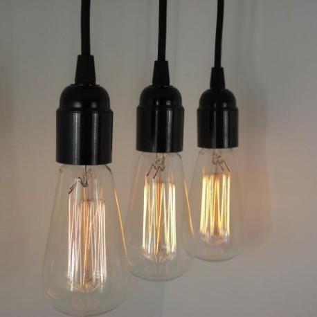 Decorative Edison style Bulb pendant lamp