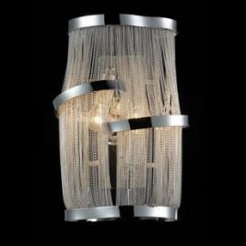 Atlantis wall lamp design