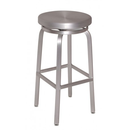 Spin Counter style Navy stool