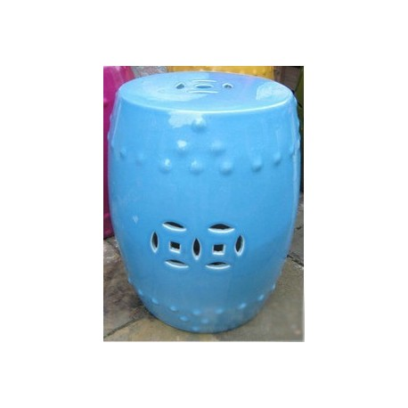 Chinese garden ceramic stool