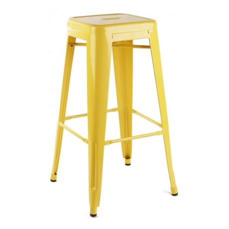 Chaise de bar design Tolix