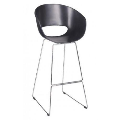 Chaise de bar design Tom Vac lot de 2