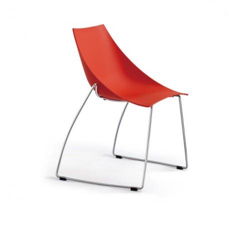Hoop chair set of 2