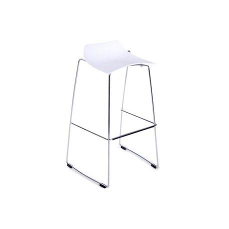 Chaise de bar design Hoop
