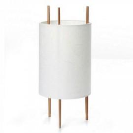Lampe de table design Cylinder
