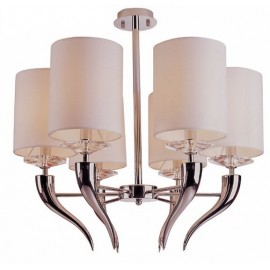 Loving arms round Chandelier