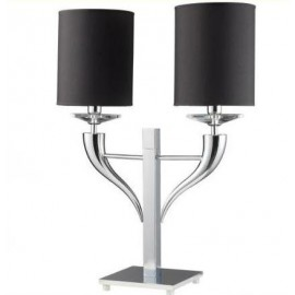 Loving arms table lamp