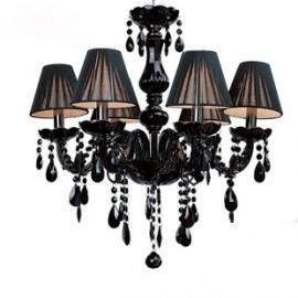Baroque pendant lamp