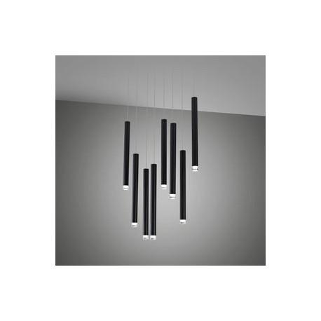 Suspension ou plafonnier LED design Shooting Star