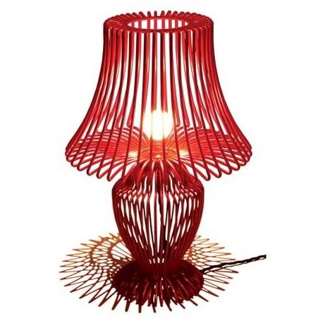Lampe de table design Wire