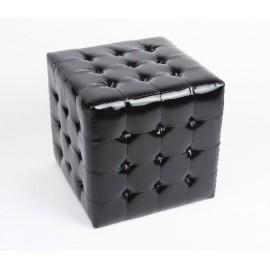 9 Tufted Cube stool Ottoman