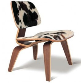 LCW Eames style side chair Pony Style