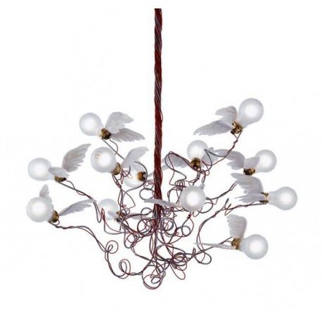 Birdie design pendant lamp