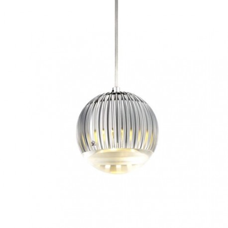 Fin Round LED pendant lamp design