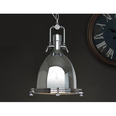 Country industrial pendant lamp