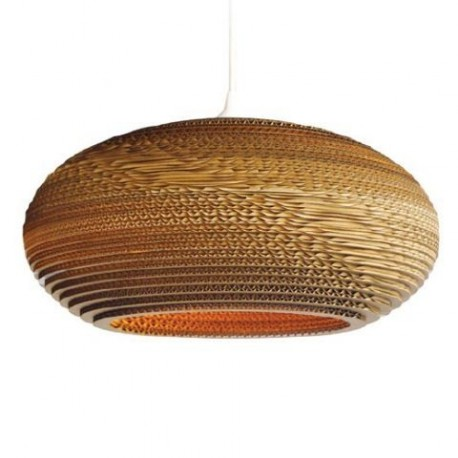 Disc Scraplight pendant lamp