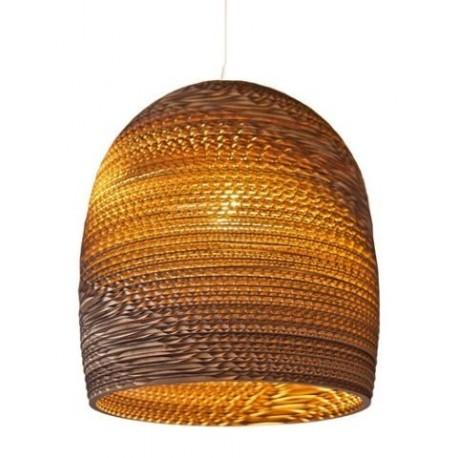 Bell Scraplight pendant lamp