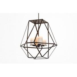 Gem pendant lamp design