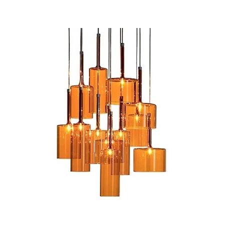 Spillray pendant lamp 12 lights