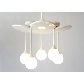Drop ceiling lamp