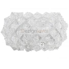 Diamond wall lamp