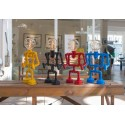 Industrial Iron Pipe table lamp robot with edison bulb 02