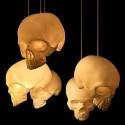 SUSPENSION design crâne