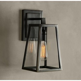 Filament scone Loft wall lamp