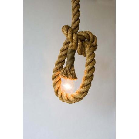 Suspension design Manila Rope