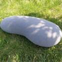 Design pouf Rock cushion