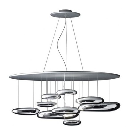 Mercury pendant lamp