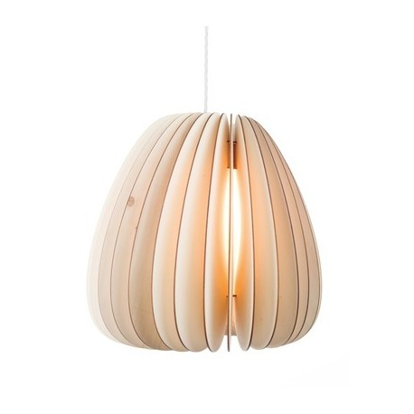 Volum wood pendant lamp