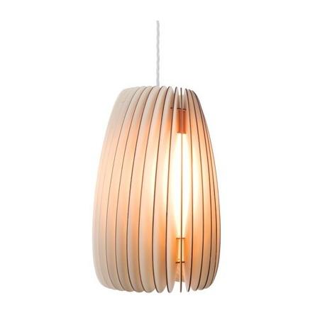 Secundum wood pendant lamp