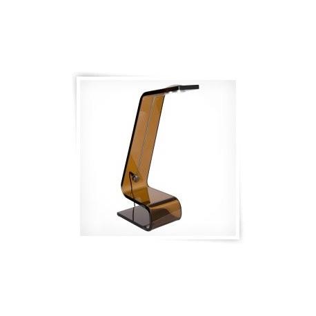 Lampe de table design LED Kichler Bent Glass 70776