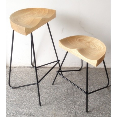 TRACTOR DINING stool