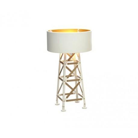 Lampe de table design Construction