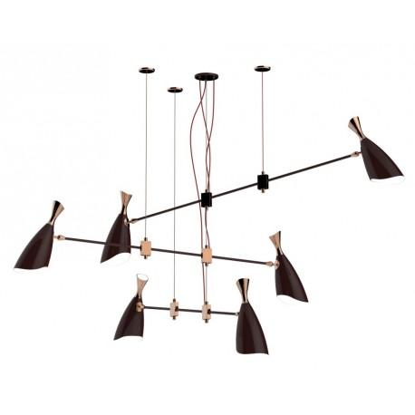 Duke LED pendant lamp