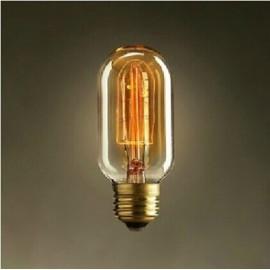 Ampoule tube Edison à filament T45