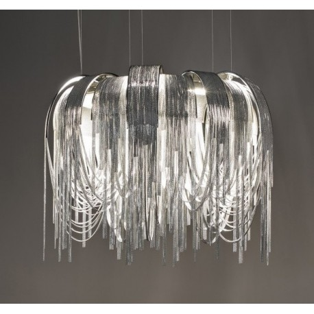 Volver circular LED chandelier