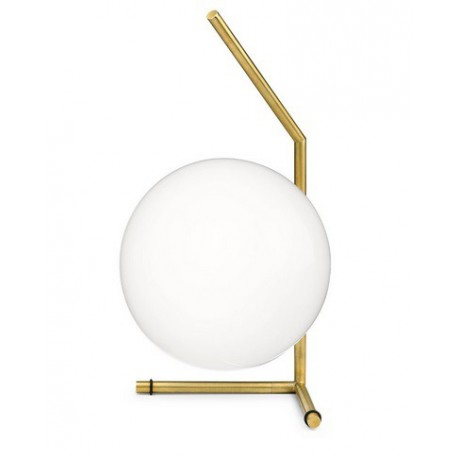 IC style LED table lamp