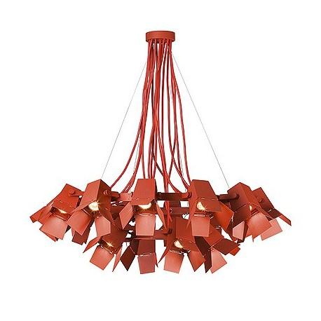Chandelier LED design Foto