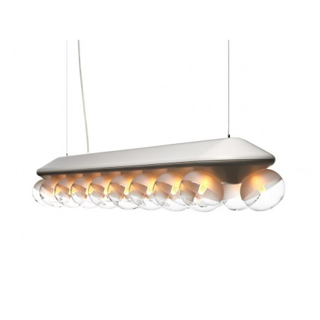 Prop LED pendant lamp design straight