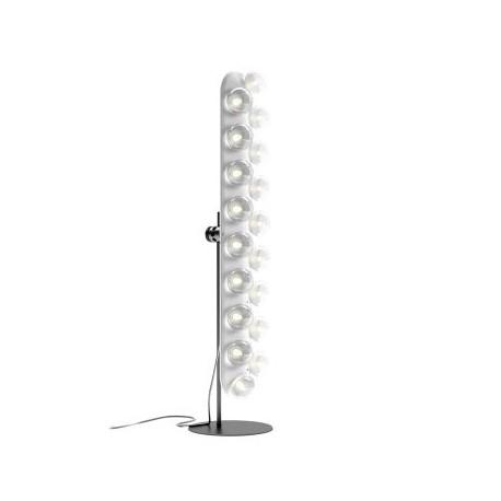 Prop LED floor lamp straight