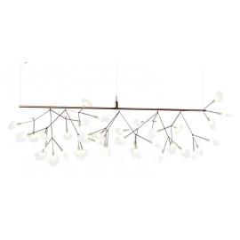 Heracleum LED pendant lamp Long