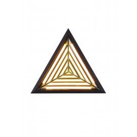 Applique LED design Stella Triangle