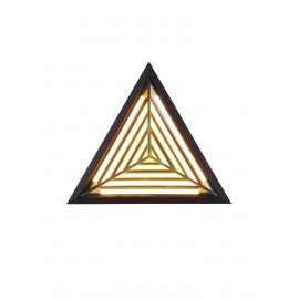 Stella Triangle LED Wall lamp