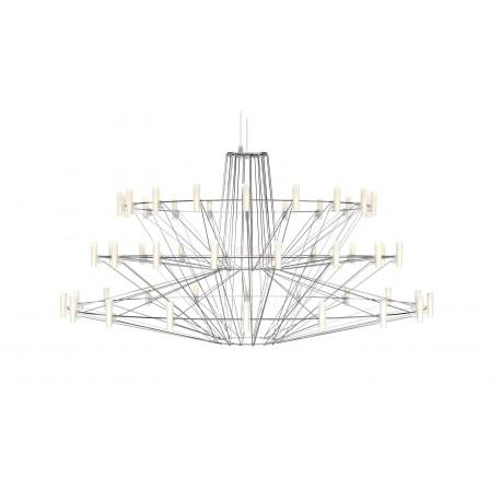 Coppélia LED chandelier design