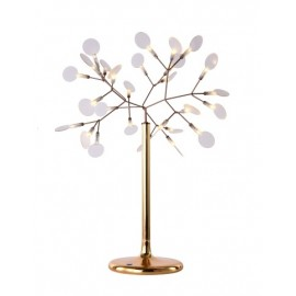 Heracleum LED table lamp design