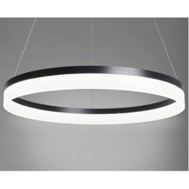 Suspension moderne LED 1 Ring forme ronde