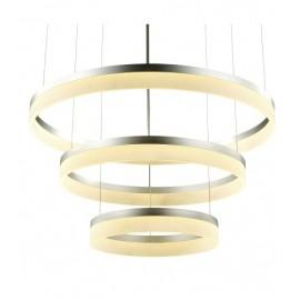 Modern Circle Round LED pendant lamp design 3 Ring